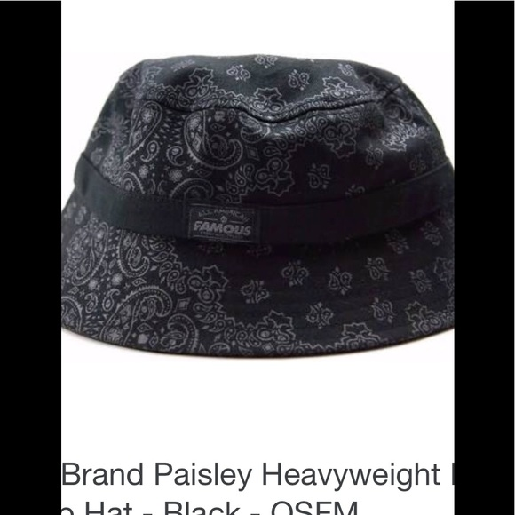 ada230dde95 Famous Stars   Straps Other - FAMOUS Bucket hat